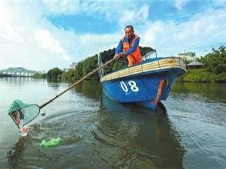 2020年度水域保洁十强企业