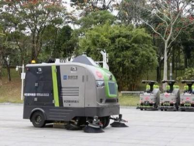 智能驾驶将在城市环卫作业等三种场景开展示范