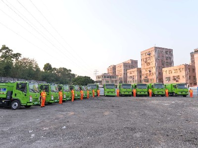 深圳市南山区西丽街道办事处市政道路清扫保洁服务项目
