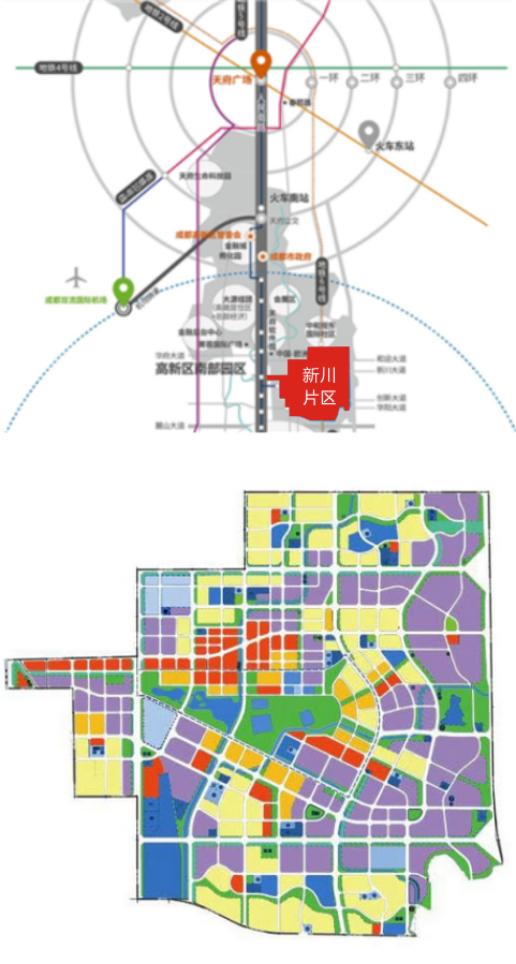 成都首个物业城市项目启动招标3