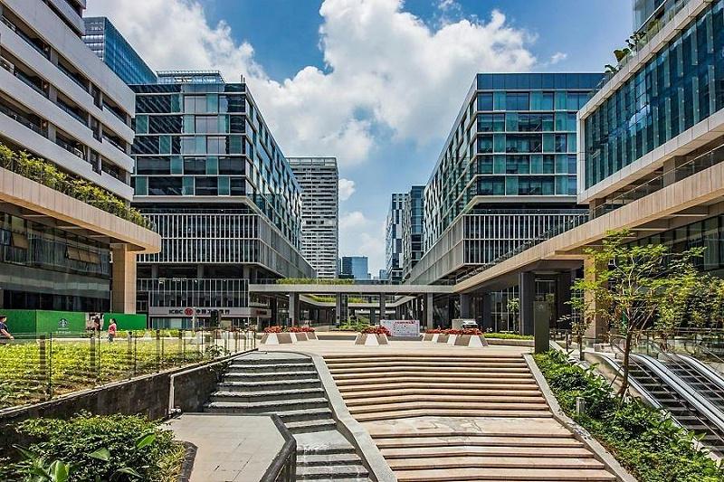 深圳湾科技生态园