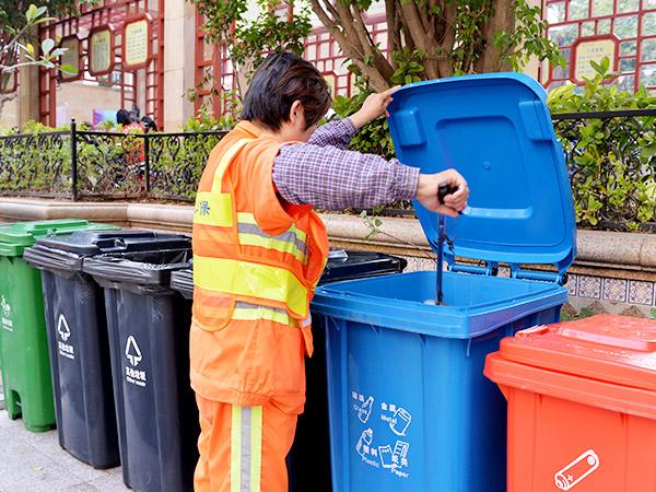 玉龙环保教您如何处理生活垃圾