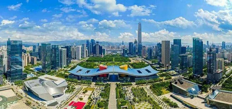 深圳经济特区40周年
