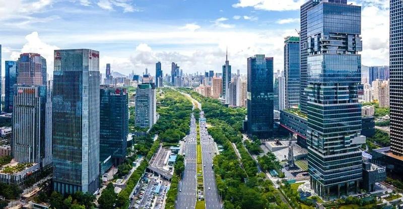 深圳经济特区40周年2