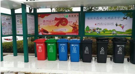 玉龙环保-垃圾分类宣传