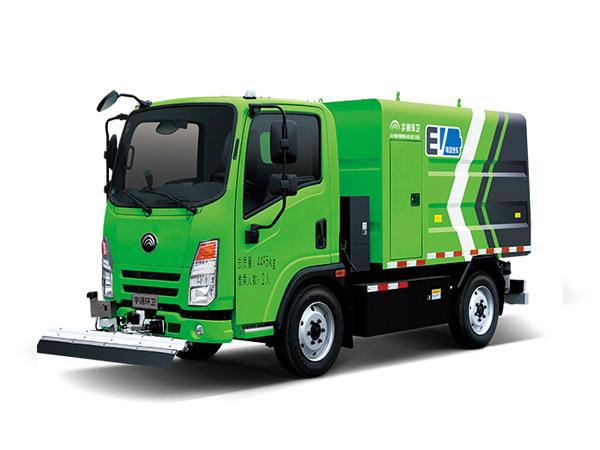 玉龙环保-路面养护车