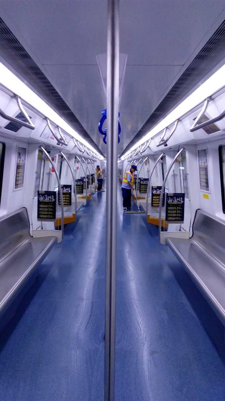 地铁保洁服务-玉龙环保