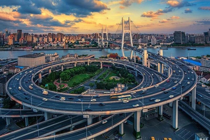 上海高架桥-玉龙环保