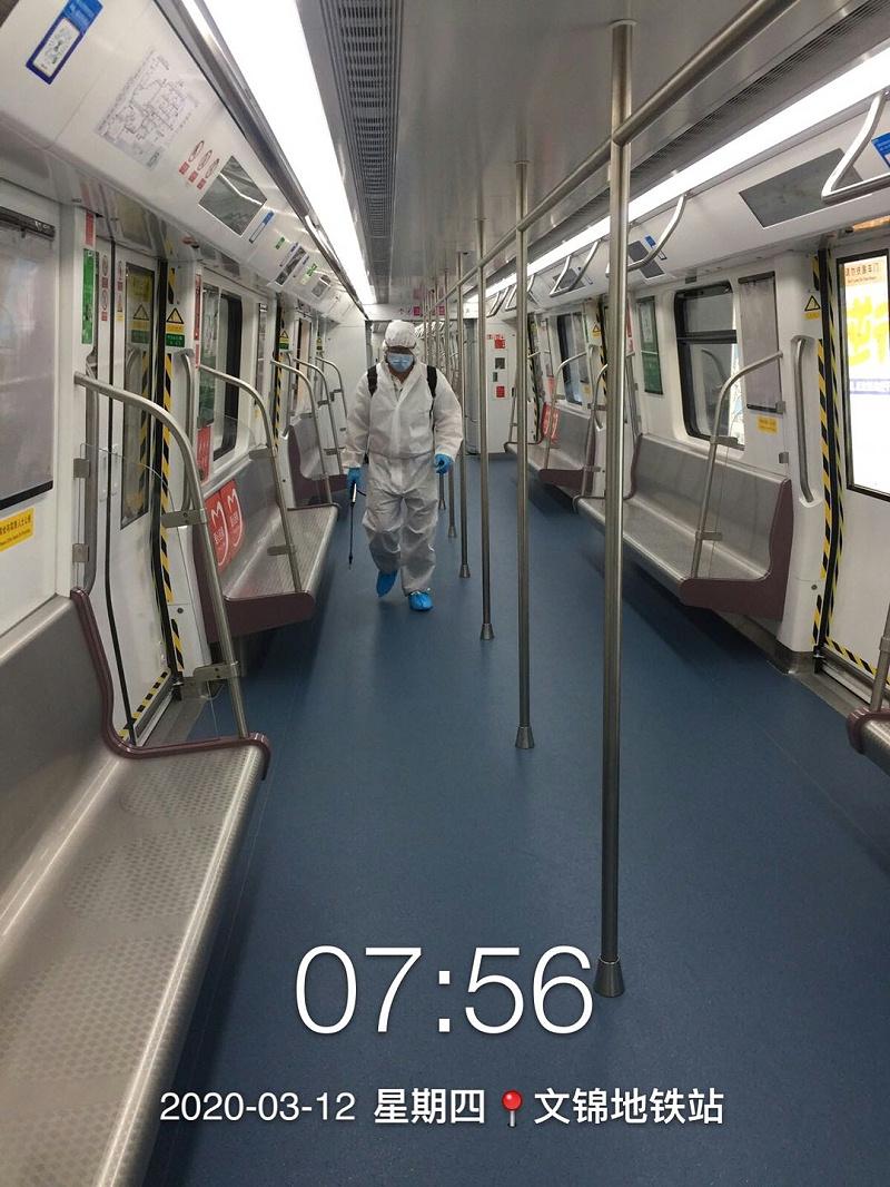 深圳地铁4-玉龙环保