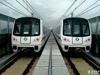 深圳地铁及地铁物业保洁服务案例