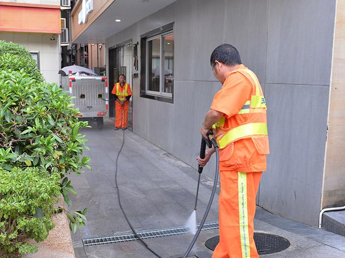 燕罗街道清扫清运及转运站管理一体化服务项目