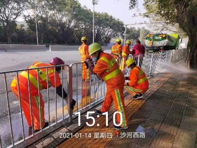 679座城市道路清扫保洁总面积92亿平方米,哪个城市排第一?