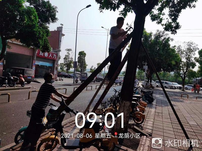玉龙环保-重庆市环卫服务