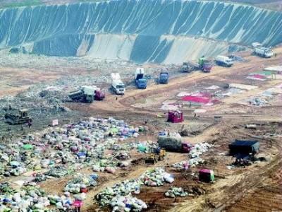 开展垃圾填埋场清理,实现社会综合性效益