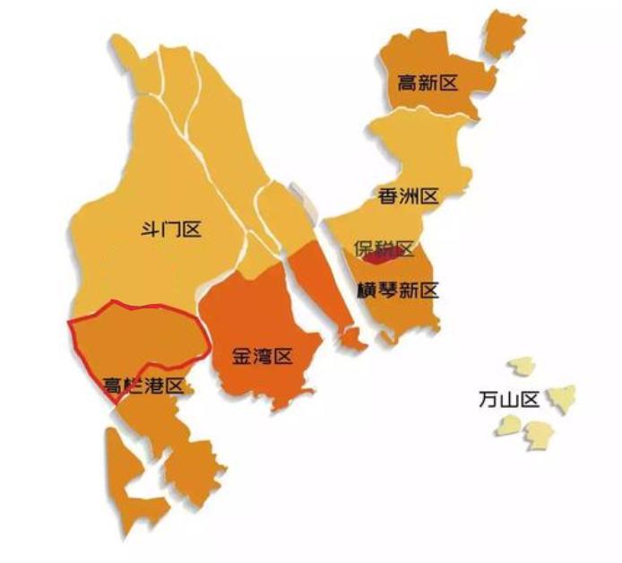 珠海市市政管养区域-玉龙环保