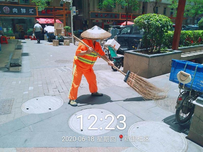 市政环卫高温作业-玉龙环保2