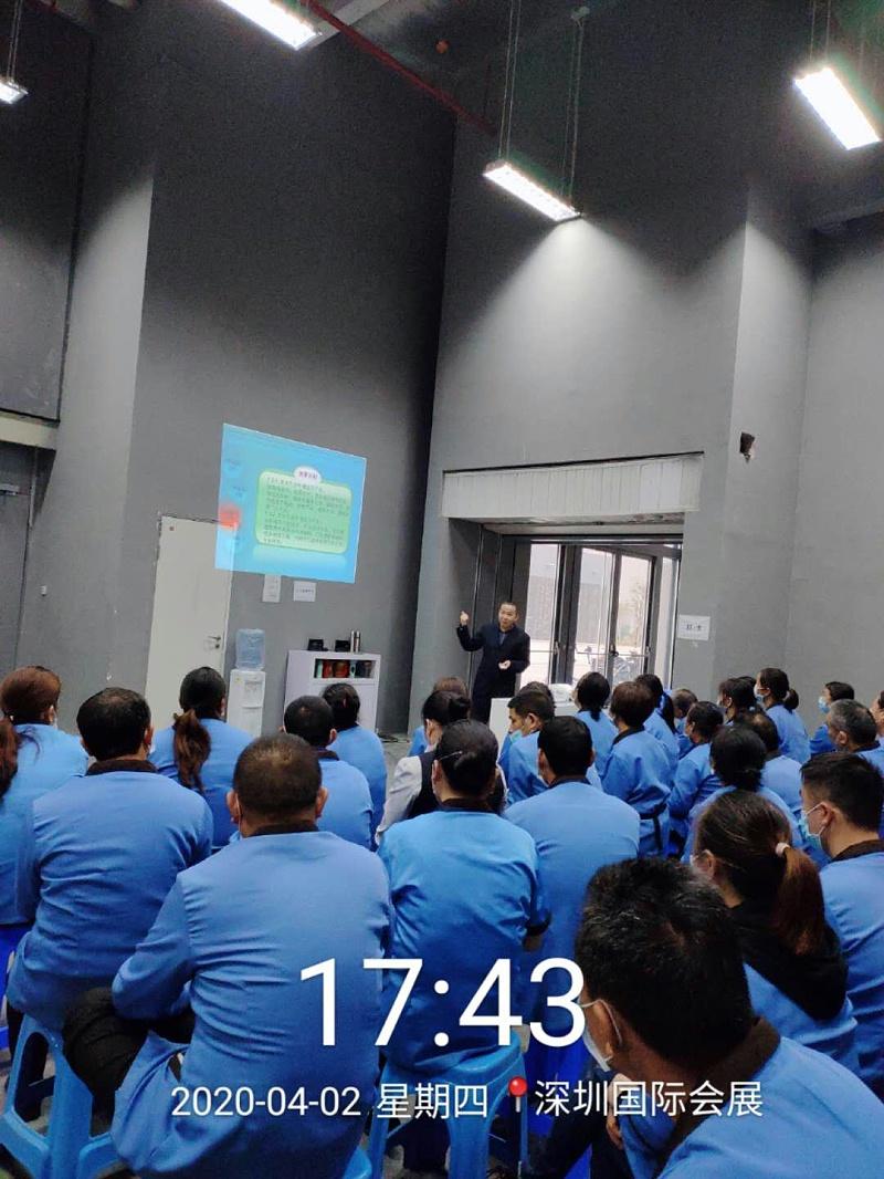 玉龙环保-物业清洁员工安全培训