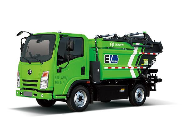 玉龙环保-自装卸式垃圾车