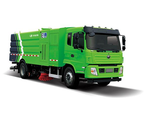 玉龙环保-洗扫车