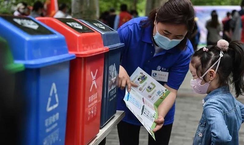 可回收物回收难-玉龙环保
