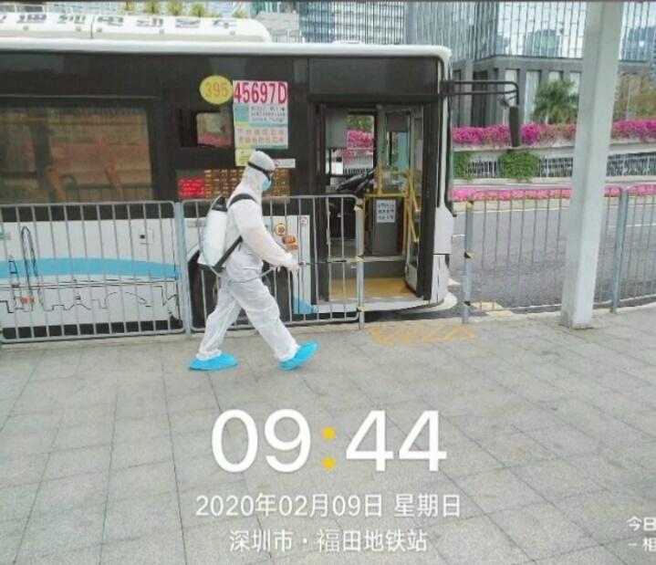 地铁及枢纽的消杀服务-玉龙环保1