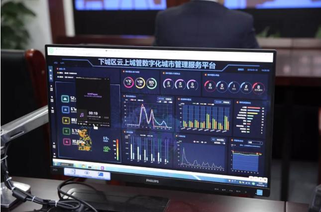 基于5G技术的环卫动态管理样板平台启动-玉龙环保1