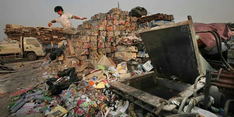 垃圾分类,融合历史,促进今天-玉龙环保1